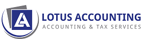 Lotus Accounting Logo